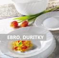 Katalog talíře, příbory, sklo